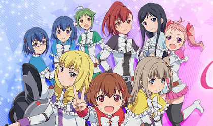 Action Heroine Cheer Fruits Episódio 6