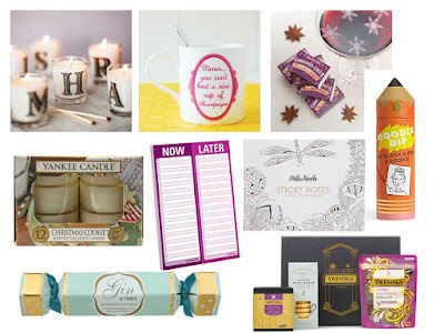 Blogmas, Christmas, 2016, Secret Santa, Inspiration, Gift Ideas