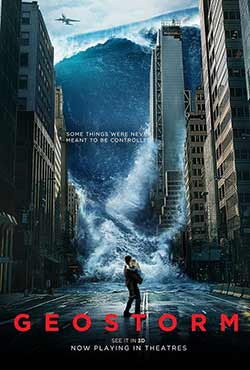 Geostorm 2017 English HDCAM 700MB H264 720p at movies500.me