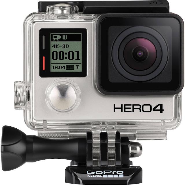 GoPro Hero4 Noir