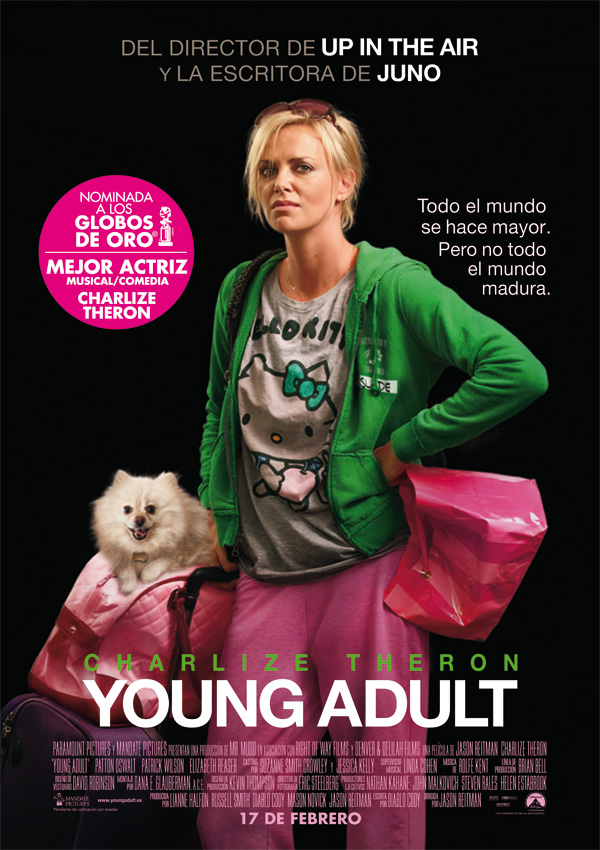 Póster: Young Adult (Jason Reitman, 2.011)