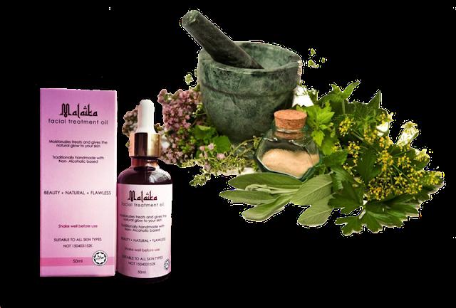 malaika-oil-merawat-kulit-muka
