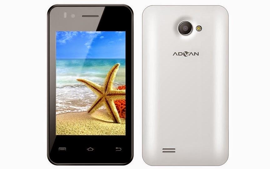 Smartphone Advan S3A