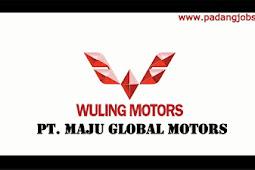Lowongan Kerja Padang Desember 2017: PT. Maju Global Motors