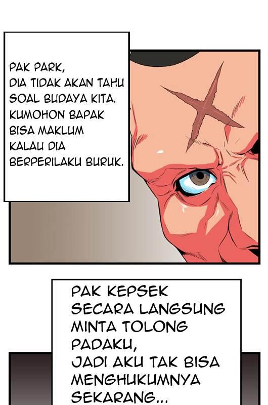 Webtoon Noblesse Bahasa Indonesia Chapter 08