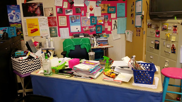 5 Ways Clear Classroom Clutter Making Meaning With