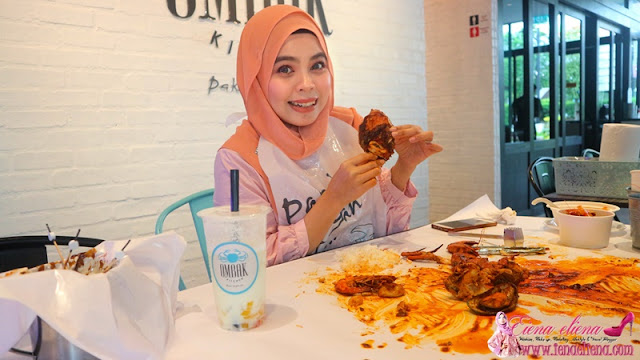 Ombak Kitchen Tampil Dengan Menu Dessert Istimewa Dan Makanan Laut Segar Berkualiti