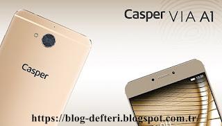 Caper VIA A1 Teknik Özellikleri