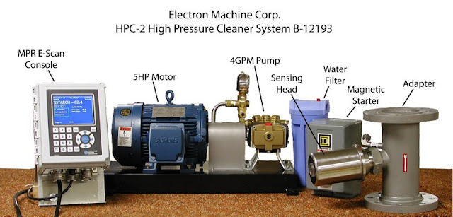 HPC-2 High Pressure Cleaner