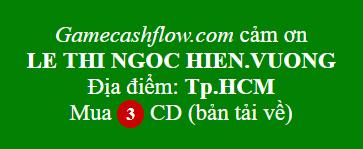 E-Game cashflow 101 và 202