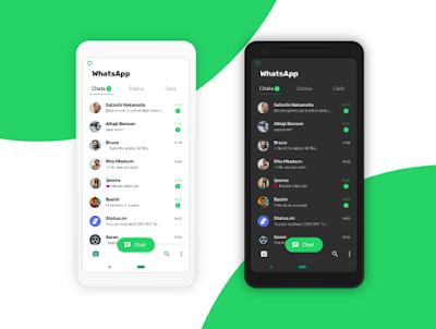 Download APK Whatsapp Mod TRANSPARAN v2.18.203 Terbaru 2018