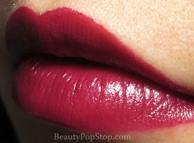 urban decay revolution lipstick swatches and review
