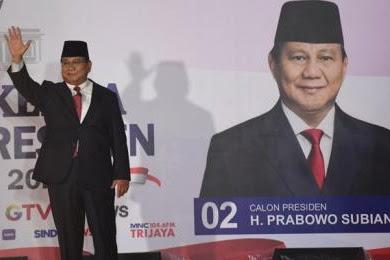 Ini Satu Kata Dari Prabowo Yang Membuat Saya Ngeri