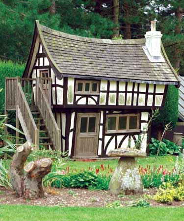 Aplaceimagined Storybook Playhouse