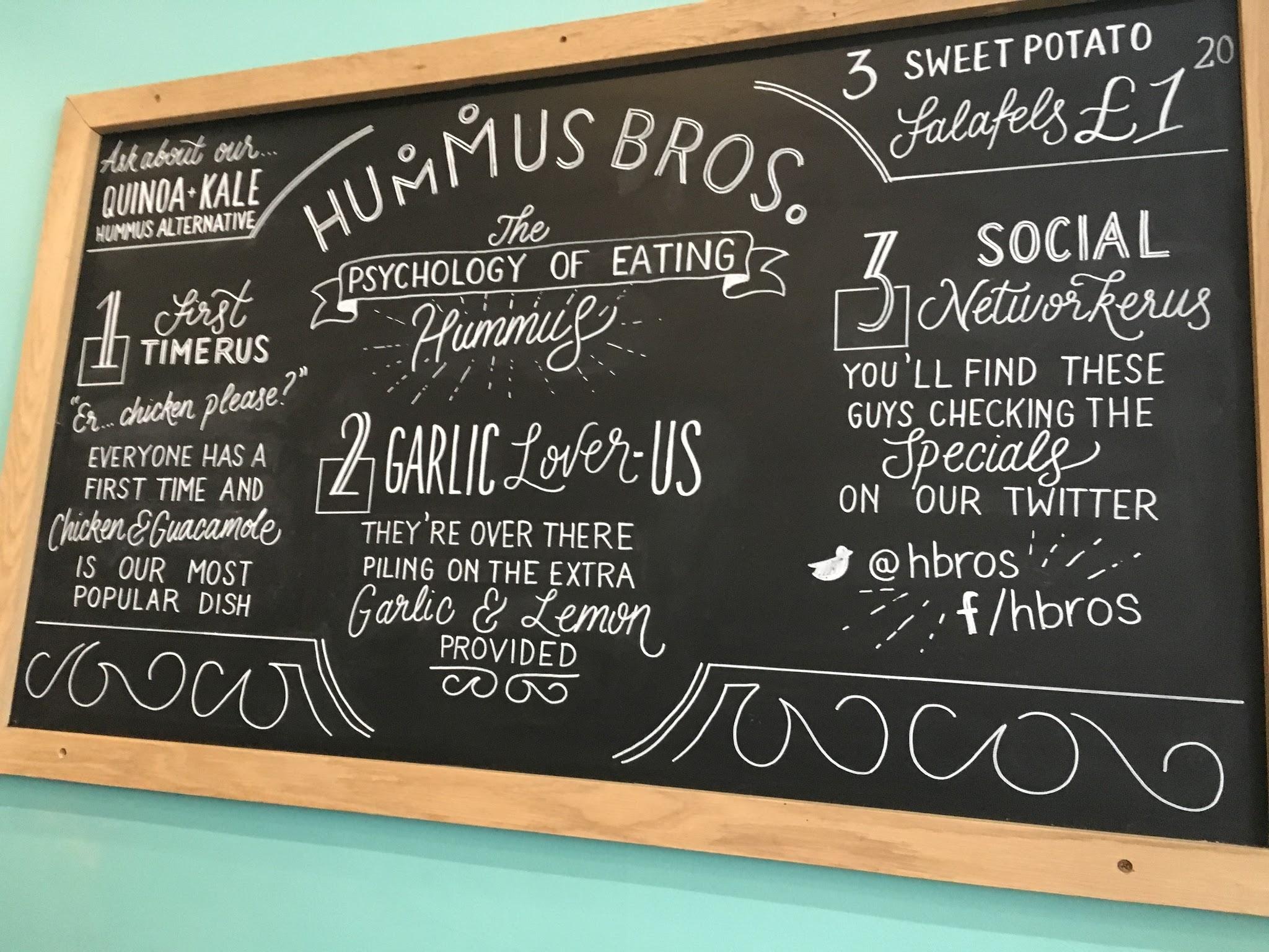 Hummus Bros