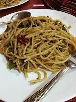 resepi spaghetti blackpepper noxxa