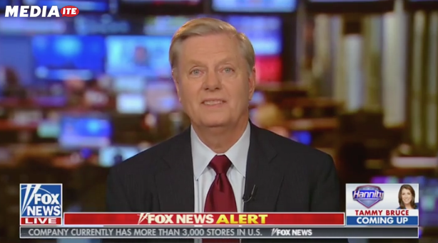 Lindsey Graham: Susan Collins 'Saved the Senate' From 'Sliding Into the Abyss'