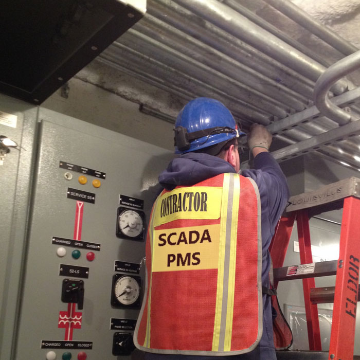 SCADA and PMS