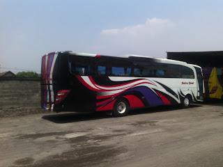 Sewa Bus Pariwisata PO. Putra Jawi Surabaya