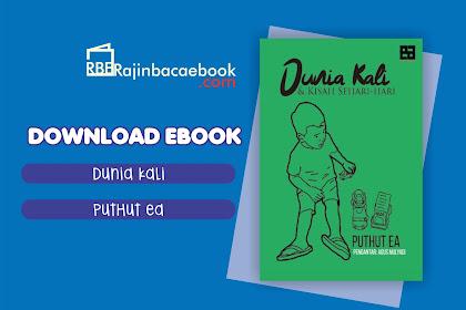 Download Ebook Puthut EA - Dunia Kali, Kisah Sehari-hari Pdf