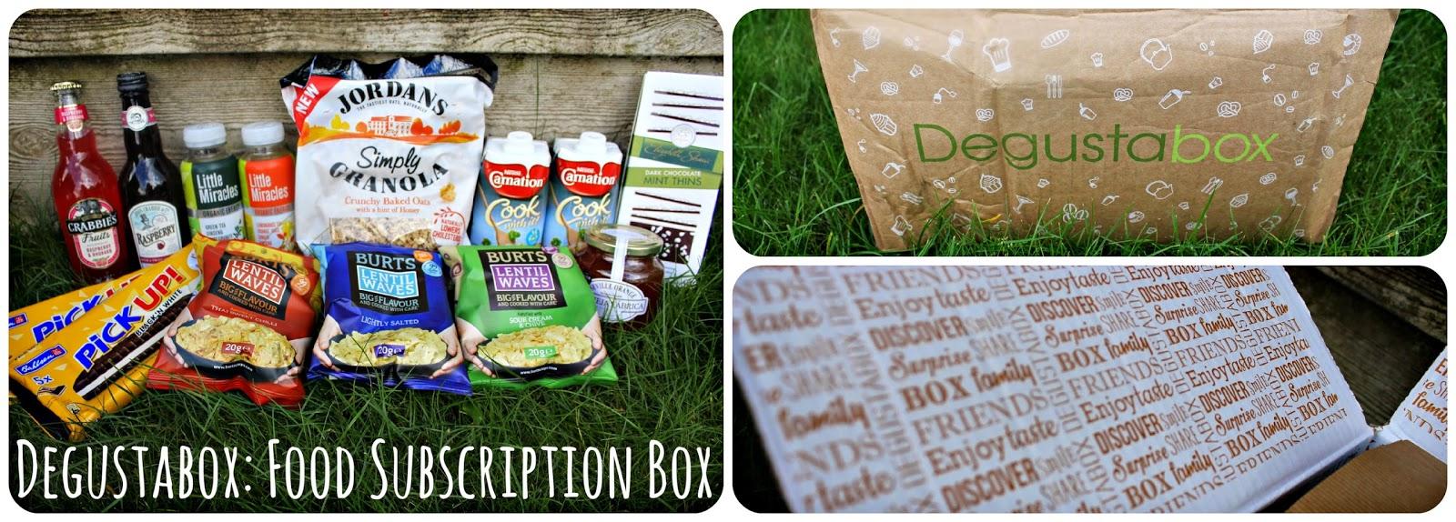 Degustabox: Food Subscription Box