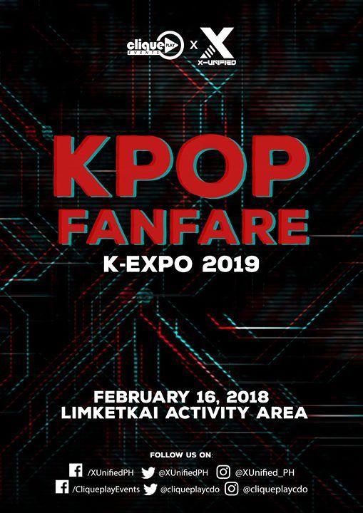 KPOP FANFARE: K-Expo 2019