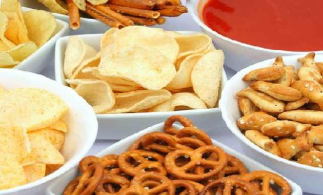 Makanan Olahan Bisa Menyebabkan Peradangan