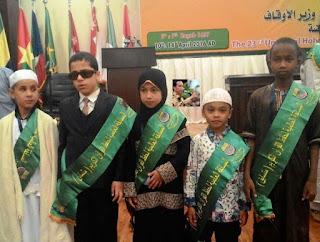 Musa, Juara Internasional Penghafal Quran Karena Didikan Keluarga