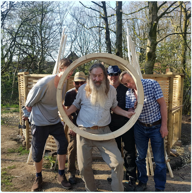 Men in Sheds - The Willow Hey Project