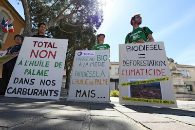 Environnement ~ Inquiétudes sur la reconversion d'un site de Total en bioraffinerie dans - ECLAIRAGE - REFLEXION a1