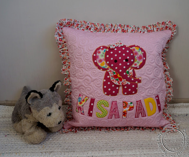 dekoratiivpadi, patchwork pillow, kids pillow