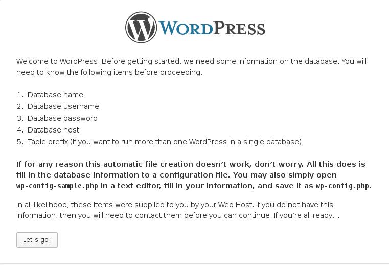 √Langkah-langkah install WordPress di Linux - Berbagi Ilmu