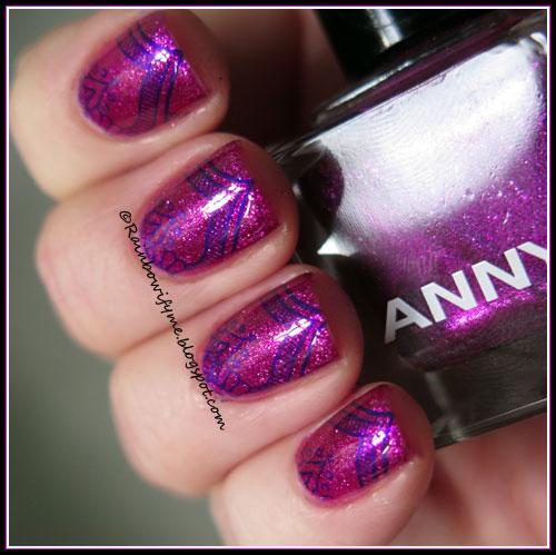 Anny: Absolutely Fuchsia