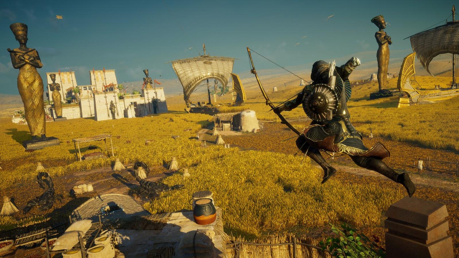 Assassin's Creed Origins The Curse Of The Pharaohs PC ESPAÑOL + Crackfix (CODEX) + REPACK 11 DVD5 (JPW) 3