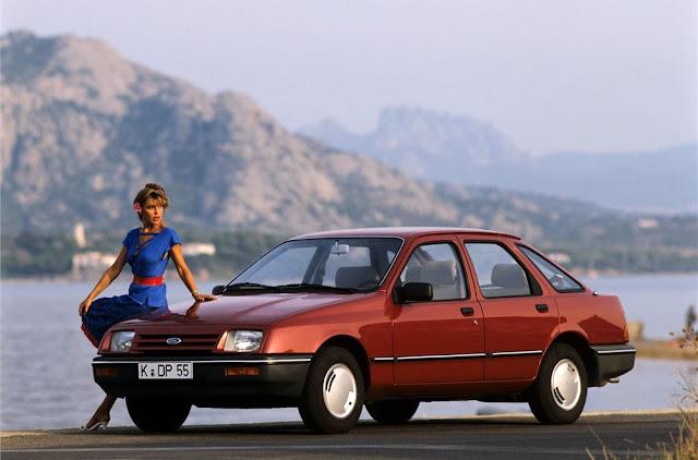 ford sierra 2.0 пяти дверка хетчбэк