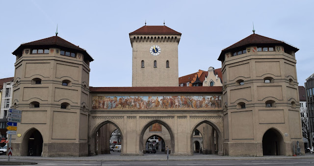 Isator Gate, Munich