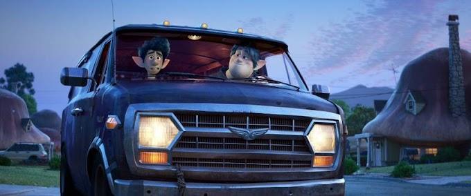 Onward: recente animação da Pixar divulga imagens dos protagonistas