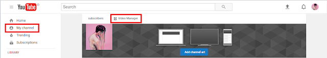 Cara Menyembunyikan Jumlah Subscribers Channel Youtube