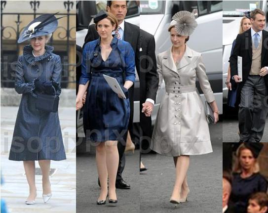 The Royal Order Of Sartorial Splendor: Royal Fashion