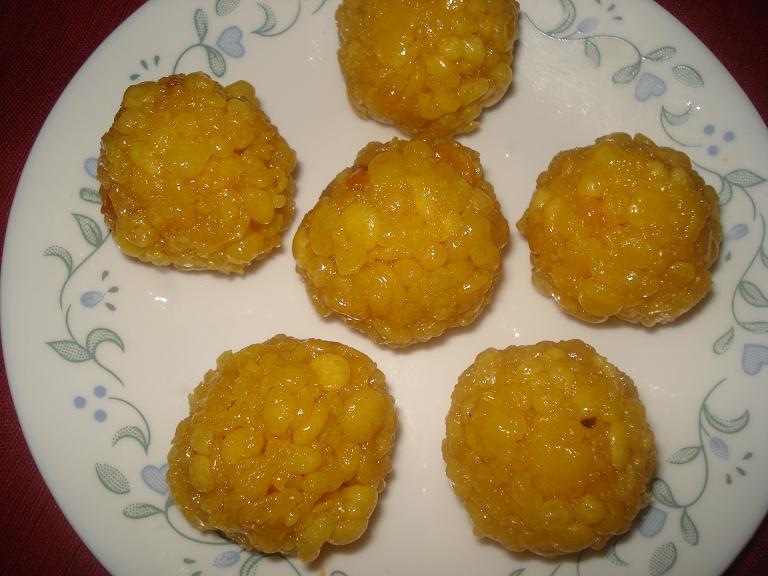 Sruthi S Kitchen  Recipe