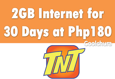 2GB, Consumable Data, Internet, TNT, Talk n Text, Cheap, Surf, Data