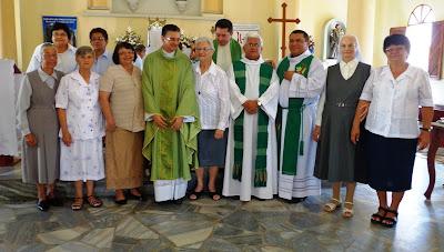 Resultado de imagem para fotos de irmas da divina providencia são paulo do potengi