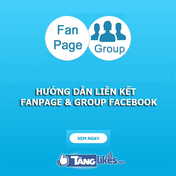 lien ket group va fanpage facebook 1