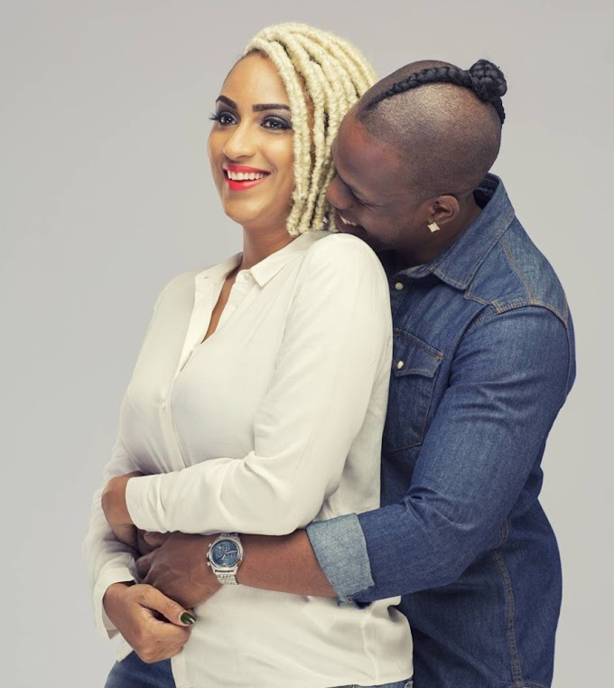 """Happy birthday to my King"" See Juliet Ibrahim's Sweet Messages to Iceberg Slim"