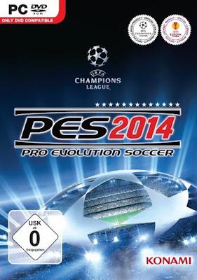 تحميل لعبة PES 2014 كاملة