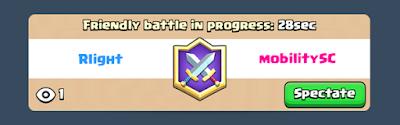 Update Fitur Clash Royale Terbaru