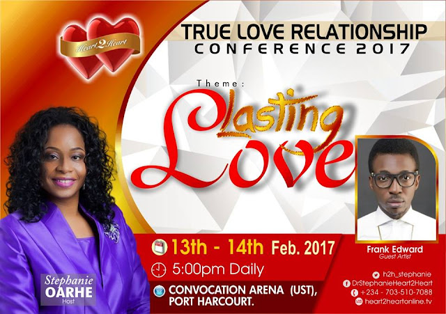 True Love Relationship Conference 2017 With Dr Stephanie Oarhe