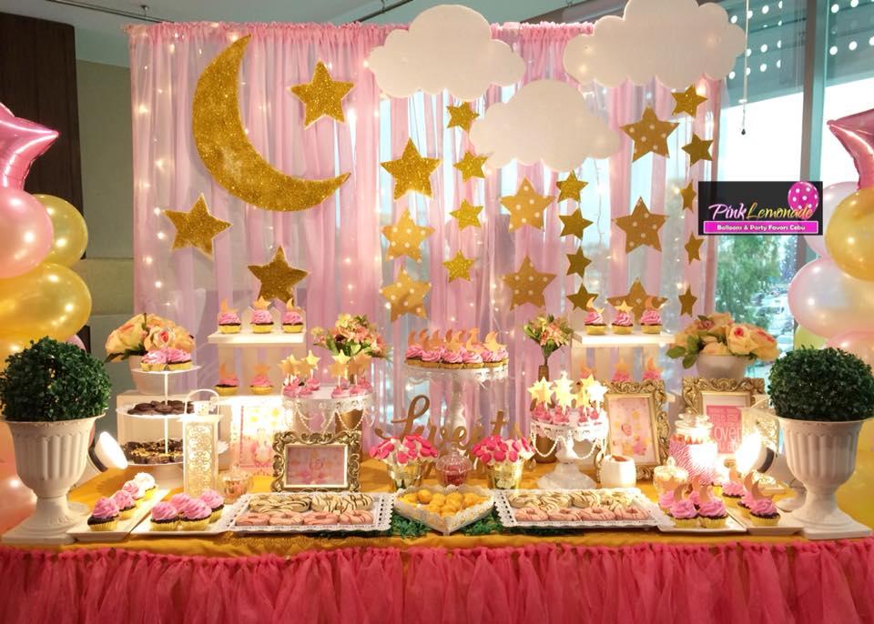Pink Lemonade Balloons and Party Favors Cebu Twinkle Twinkle Little