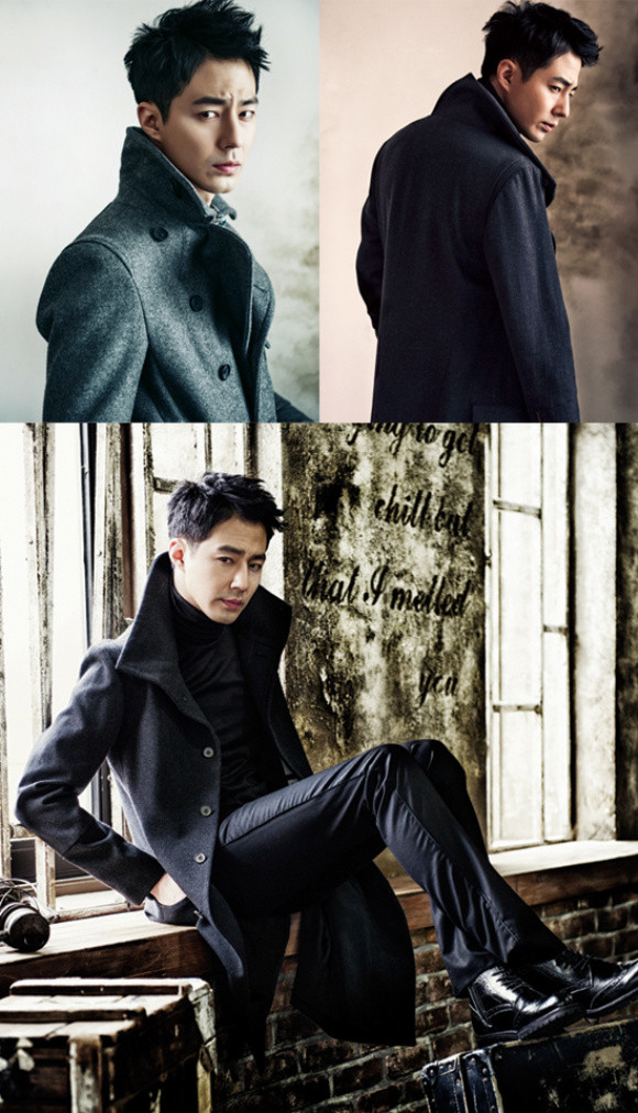 Jo In Sung photoshoot & Interview for Cine21 | Bismillah
