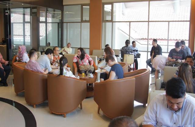 Concordia Lounge Lombok